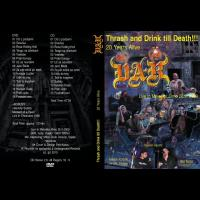 Thrash and Drink till Death! 20 Years Alive!